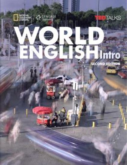 Picture of WORLD ENGLISH INTRO SB WITH CD-ROM - 2ND ED