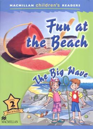 Picture of FUN AT THE BEACH / THE BIG WAVE - MACMILLAN CHILDREN´S READERS 2