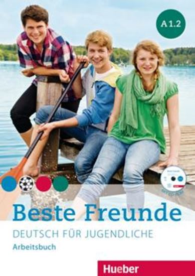 Picture of BESTE FREUNDE A1/2 ARBEITSBUCH MIT CD-ROM