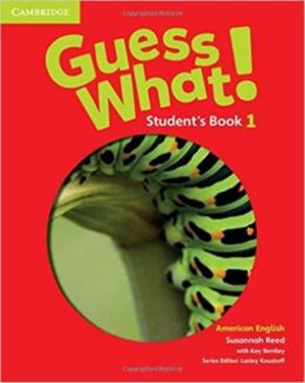 Picture of GUESS WHAT! 1 SB - AMERICAN