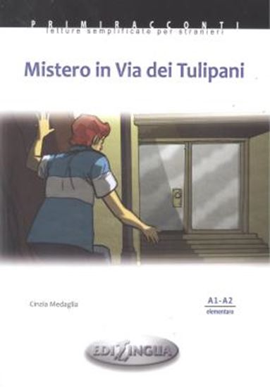 Picture of MISTERO IN VIA DEI TULIPANI + CD AUDIO