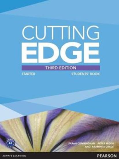 Picture of CUTTING EDGE STARTER SB WITH DVD - 3RD ED