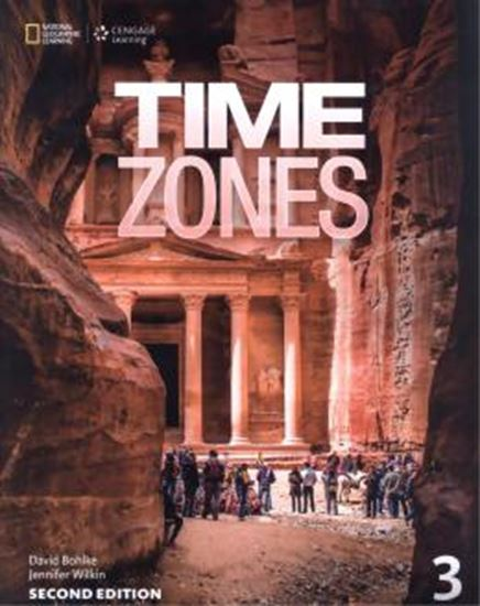 Picture of TIME ZONES 3 SB - 2ND ED