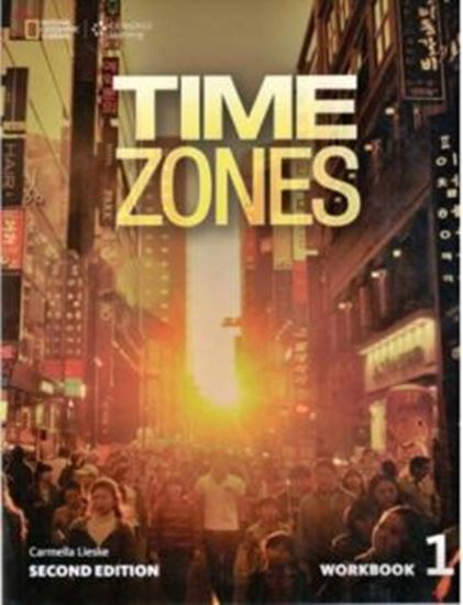 Picture of TIME ZONES 1 WB - 2ND ED