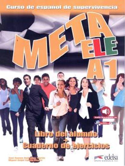 Picture of META ELE A1 - LIBRO DEL ALUMNO + CUADERNO DE EJERCICIOS - NE