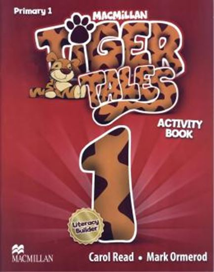 Picture of TIGER TALES 1 ACTIVITY BOOK