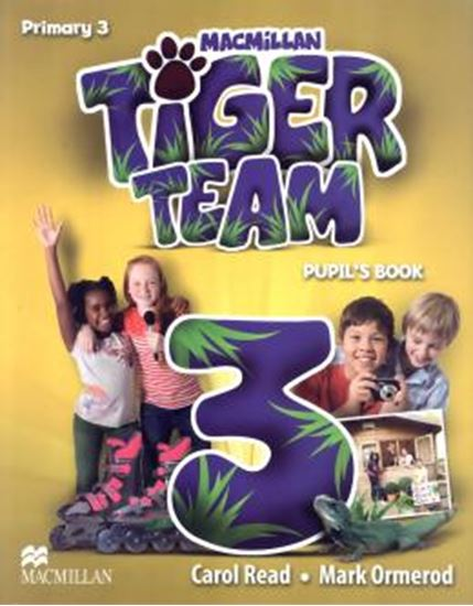 Picture of TIGER TEAM 3 PUPILS BOOK - N/E