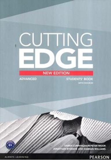 Picture of CUTTING EDGE ADVANCED SB WITH DVD PACK - 3RD ED