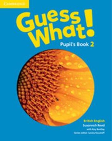 Picture of GUESS WHAT! 2 PB - BRITISH