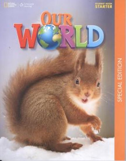Picture of OUR WORLD STARTER SB - AMERICAN - SPECIAL EDITION
