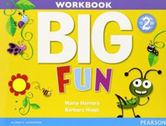 Picture of BIG FUN 2 WB WITH AUDIO CD