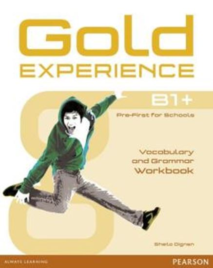 Picture of GOLD EXPERIENCE B1+ VOCABULARY AND GRAMMAR WB