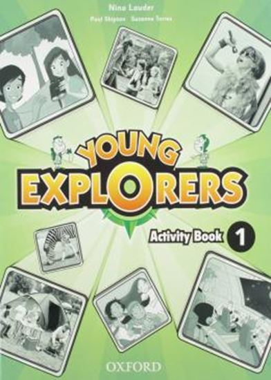 Picture of YOUNG EXPLORERS 1 ACTIVITY BOOK
