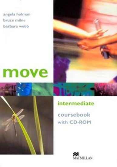Picture of MOVE STUDENT´S INTERMEDIATE SB+CD-ROM