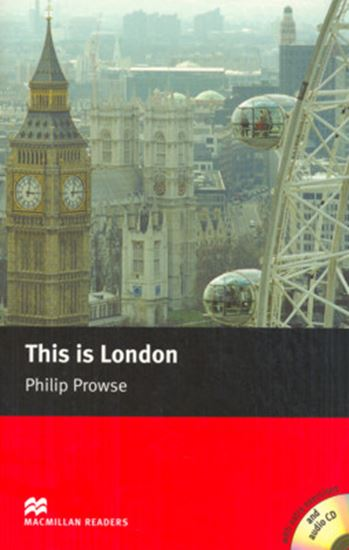 Picture of THIS IS LONDON WITH AUDIO CD - BEGINER
