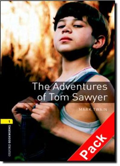 Picture of THE ADVENTURES OF TOM SAWYER - OXFORD BOOKWORMS LIBRARY 1 -  WITH CD