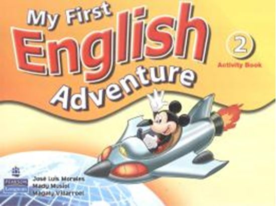 Picture of MY FIRST ENGLISH ADVENTURE 2 ACTIVITY BOOK