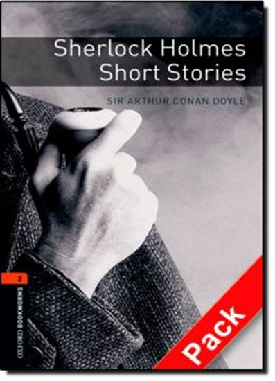 Picture of SHERLOCK HOLMES SHORT STORIES WITH CD