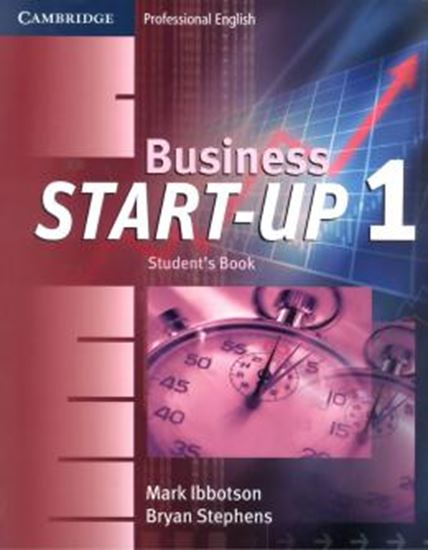 Picture of BUSINESS START-UP 1 STUDENT´S  BOOK