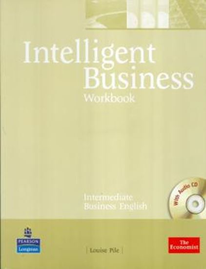 Picture of INTELLIGENT BUSINESS INTERMEDIATE WORKBOOK WITH AUDIO CD