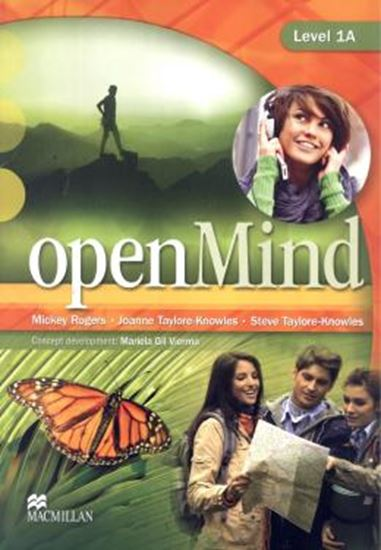 Picture of OPEN MIND 1A SB PACK WITH WB