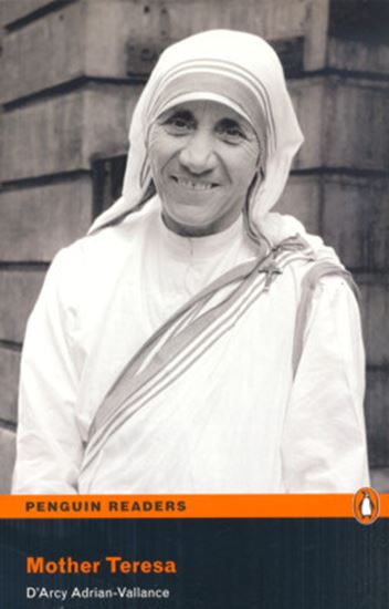 Picture of MOTHER TERESA - PENGUIN READERS LEVEL 1 - BOOK WITH AUDIO CD