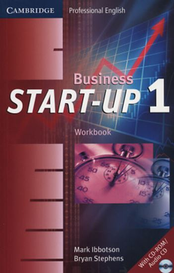 Picture of BUSINESS START-UP 1 WB WITH CD-ROM/AUDIO-CD