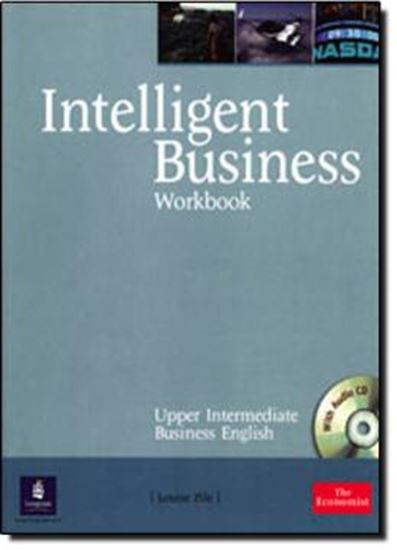 Picture of INTELLIGENT BUSINESS UPPER INTERMEDIATE WB WITH CD AUDIO