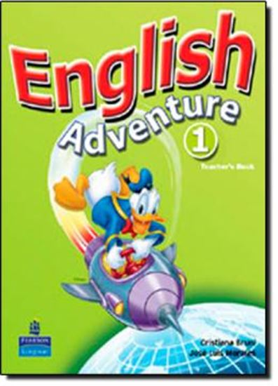 Picture of ENGLISH ADVENTURE 1 TEACHER´S BOOK / ACTIVITY BOOK WITH CD