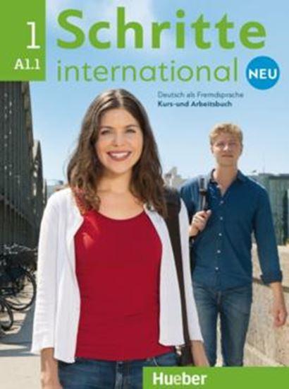 Picture of SCHRITTE INTERNATIONAL NEU 1 KURSBUCH MIT ARBEITSBUCH+CD ZUM ARBEITSBUCH