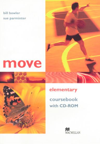 Picture of MOVE ELEMENTARY SB WITH CD-ROM