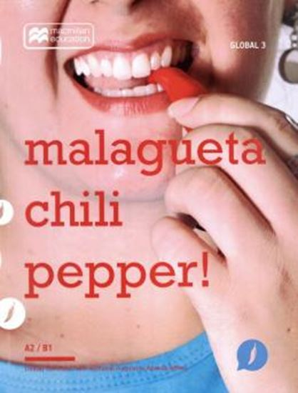 Picture of HEY PEPPERS! - MALAGUETA CHILI PEPPER! - GLOBAL PRE-INTERMEDIATE SB/WB-WITH CD