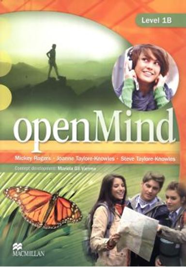 Picture of OPEN MIND 1B SB PACK WITH WB