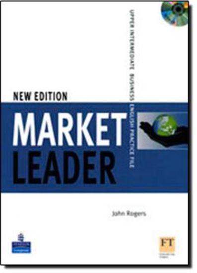Picture of MARKET LEADER UPPER-INTERMEDIATE PRACTICE FILE WITH CD NEW EDITION