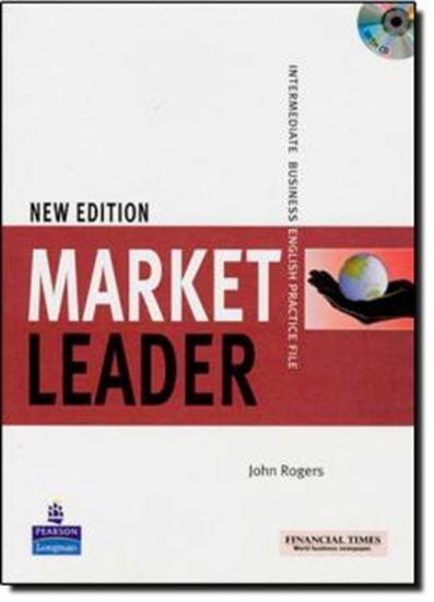 Picture of MARKET LEADER INTERMEDIATE PRACTICE FILE  PACK NEW EDITION