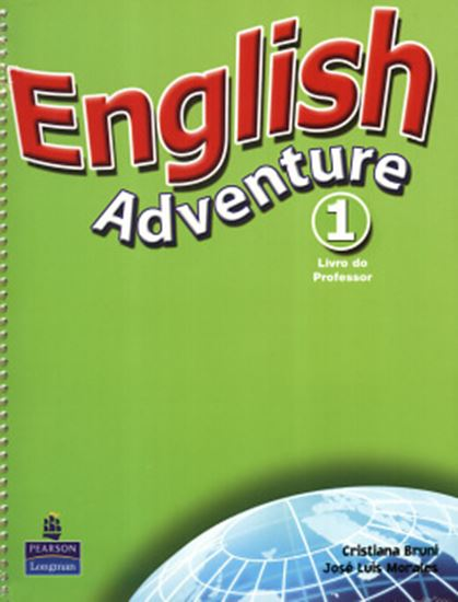 Picture of ENGLISH ADVENTURE 1 TEACHER´S BOOK PORTUGUESE WITH CD/CD-ROM