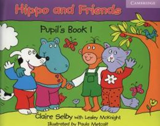 Picture of HIPPO AND FRIENDS 1 PUPIL´S BOOK