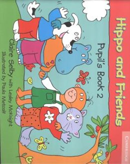 Picture of HIPPO AND FRIENDS 2 PB