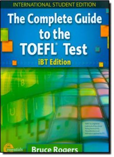 Picture of THE COMPLETE GUIDE TO THE TOEFL TEST IBT EDITION SB WITH CD - ROM
