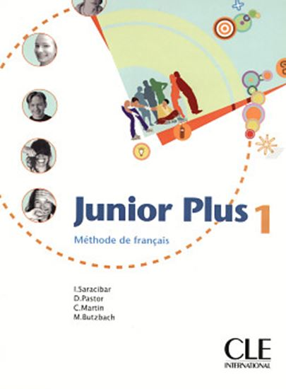 Picture of JUNIOR PLUS - LIVRE DE L´ELEVE 1