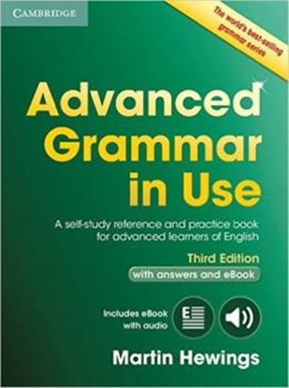 Picture of ADVANCED GRAMMAR IN USE WITH ANSWERS AND INTERACTIVE EBOOK - 3RD EDITION
