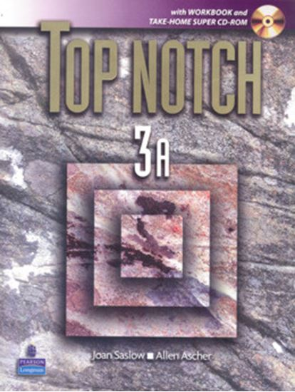 Picture of TOP NOTCH 3A SPLIT WITH WORKBOOK+CD-ROM - 1ST ED