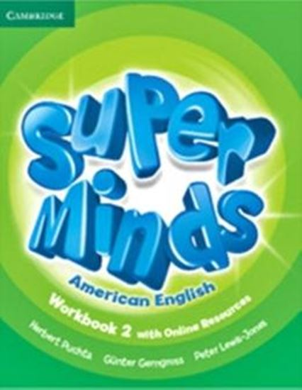 Picture of SUPER MINDS AMERICAN ENGLISH LEVEL 2 - WB WITH ONLINE RESOURCES