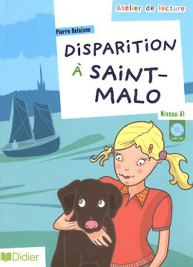 Picture of DISPARITION A SAINT-MALO - NIVEAU A1 - CD AUDIO INCLUS