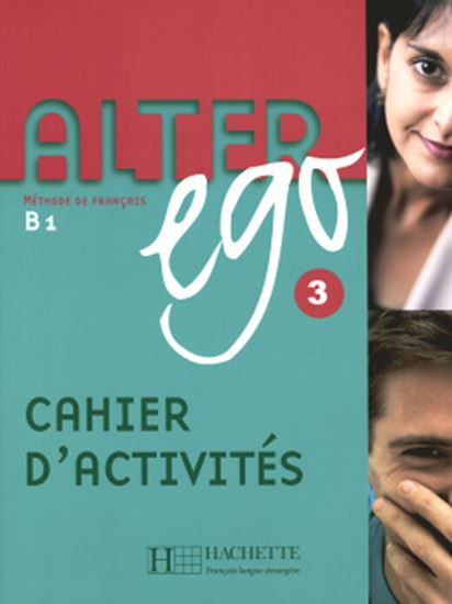 Picture of ALTER EGO CAHIER D´ACTIVITE 3