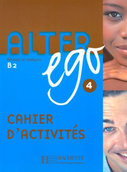 Picture of ALTER EGO CAHIER D´ACTIVITE 4