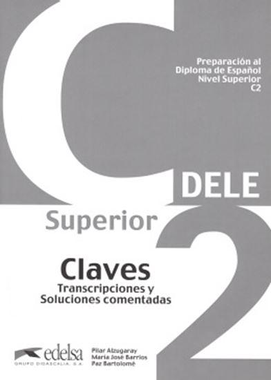 Picture of PREPARACION AL DIPLOMA SUPERIOR (DELE C2) CLAVE N/E