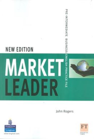 Picture of MARKET LEADER PRE-INTERMEDIATE PRACTICE FILE BOOK NEW EDITION