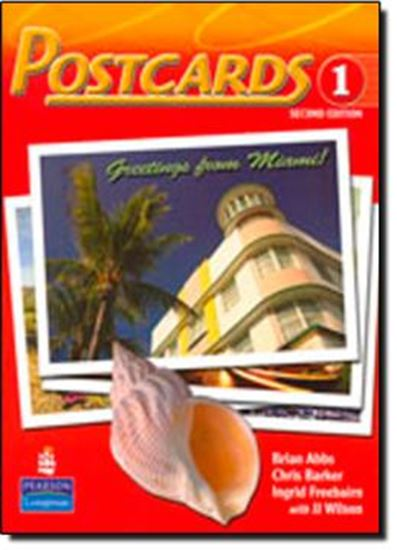 Picture of POSTCARDS 1 - STUDENT BOOK WITH CD-ROM SECOND EDITION
