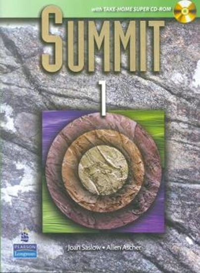 Picture of SUMMIT 1 STUDENT´S BOOK WITH SUPER CD-ROM